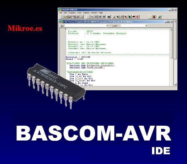 Bascom AVR