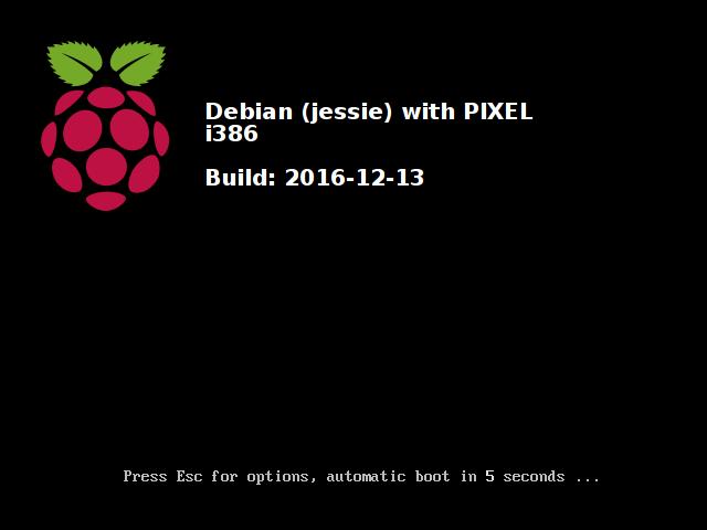Sistema Operativo Oficial de Raspberry Pi para PC