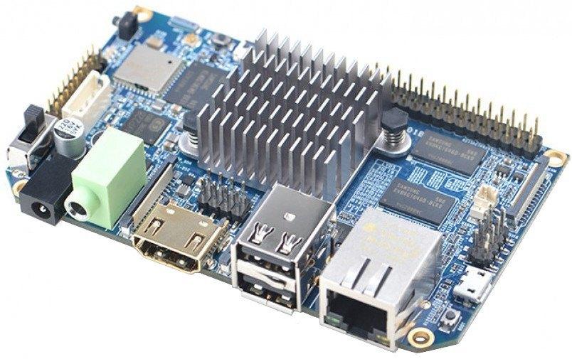 Octa core Cortex A53