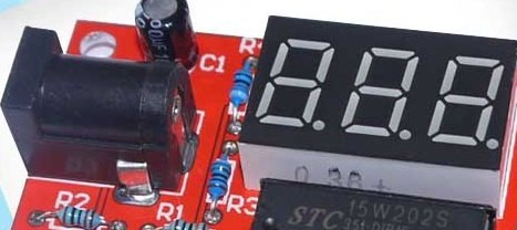 Termómetro digital PIC16F84A