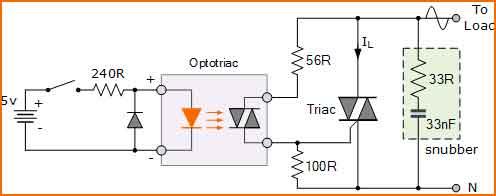 Optoacoplador-para-Triac