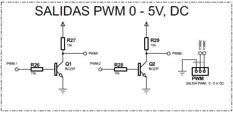 Out PWM for PLC Arduino NANO