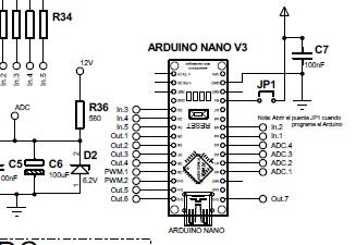 Seccion Arduino NANO