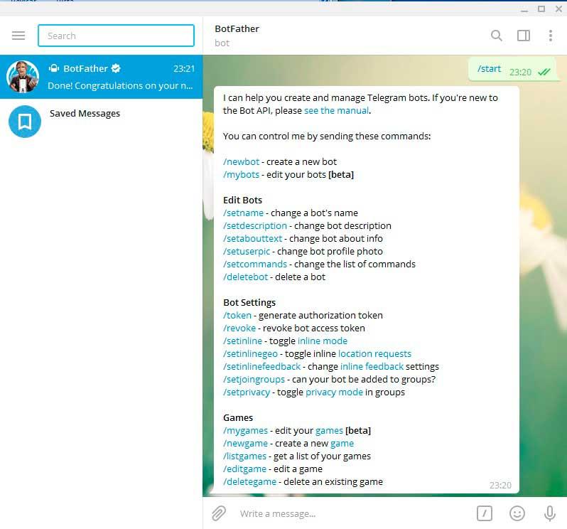 inicio-sesion-con-BotFather-Telegram