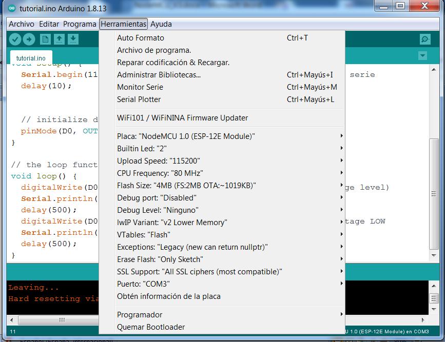 Selecting-COM-port-in-Arduino-IDE