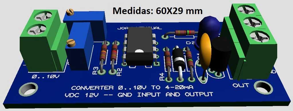 Conversor-voltios-a-miliamperios-Volts-to-mA