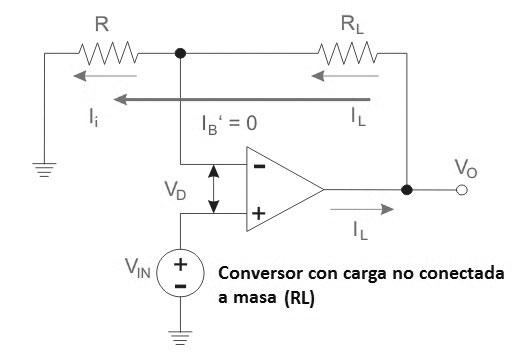Conversor-de voltaje a corriente-teorico
