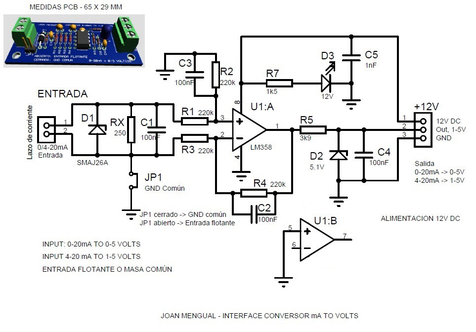 DIAGRAMA-Converter-4_20mA-to-1_5-Volts
